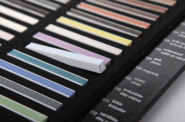Echantillons de joints ciment amovibles réalisés entièrement par Design Duval