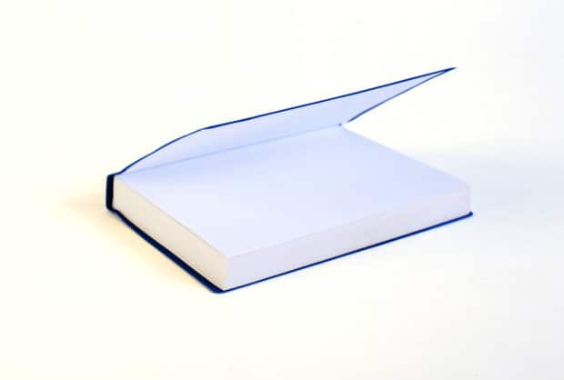 Couverture en PVC 1 jet pour conserver la souplesse du livre