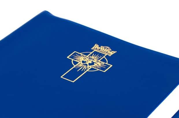 Couverture pour livres en PVC personnalisée avec marquage dorure or