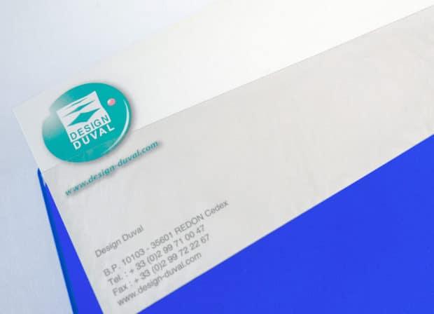 Pochette transparente pour consulter facilement la licence