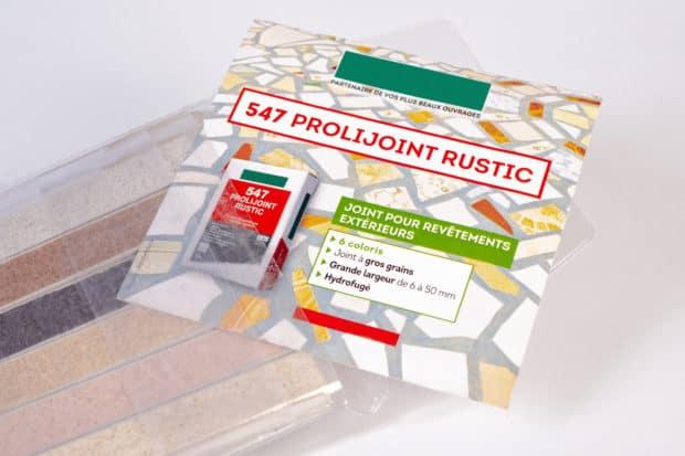 Cartonnette imprimée amovible pour communiquer sur votre image ou votre gamme