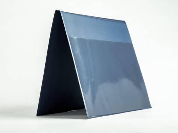Porte-vues pour partitions en PVC avec renfort carton