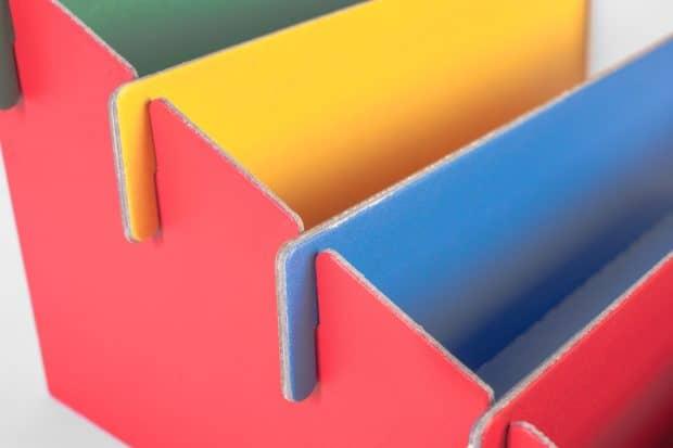 Impression numérique haute définition directe sur carton compact