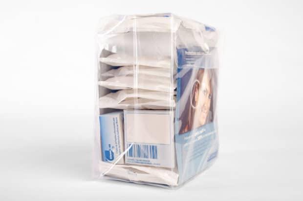 Packaging en EVA grande capacité réalisé sur-mesure