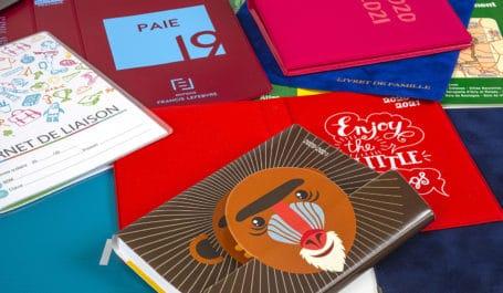 Bucheinbände, Kalenderhüllen, Schutzhüllen aus PVC und PP in Sonderanfertigung