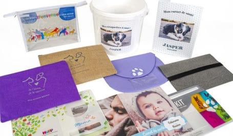 Impfpasshüllen für Kinder und Haustiere, U-Hefthüllen, Mutterschutzpasshüllen in Sonderanfertigung für Businesskunden