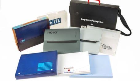 Individuelle Werbe- und Präsentationskoffer aus Polypropylen oder Priplak
