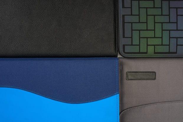 Heben Sie sich ab durch Material- und Farbkombinationen