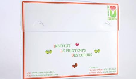 Conception et fabrication sur-mesure de valises en polypropylène personnalisées