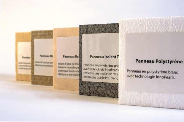 Fabrication à la demande d'étiquettes de marquage pour isolants