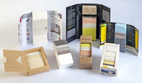 Elaboración de tu maqueta de SATE como muestra individual con embalaje o presentación a medida